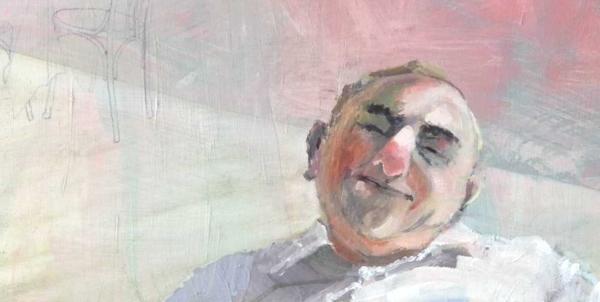 Willy van der Beek Schilderijen Solitaire